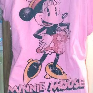 Super Cute Minnie Mouse Top
